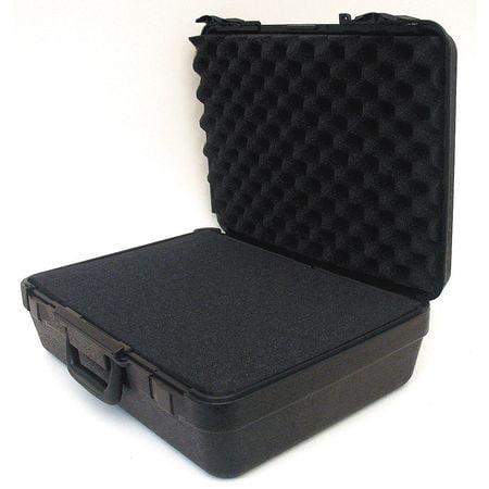 Protective Case,19x14x6-1/4,10lb,Black PLATT 706