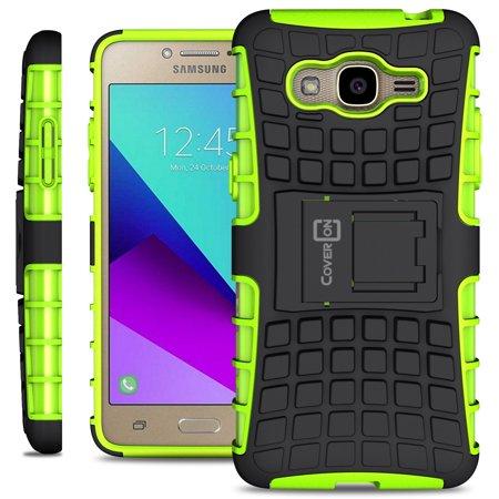 newest d5eef fe7e8 CoverON Samsung Galaxy Grand Prime Plus / J2 Prime Case, Atomic ...