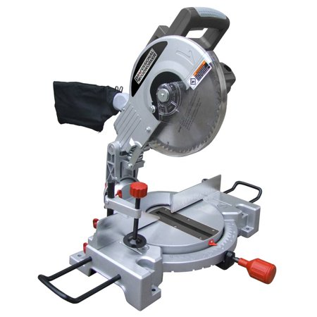 Professional Woodworker 15A 10-inch Compound Miter Saw with