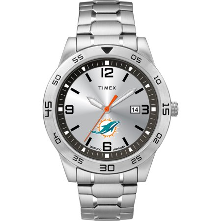 Timex - NFL Tribute Collection Citation Men's Watch, Miami Dolphins