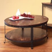Artisan Home San Cristobal Round Cocktail Table