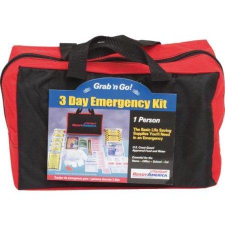 1-Person Grab 'N Go 3 Day Emergency Kit