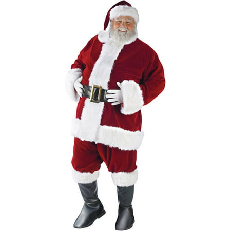 Ultra Velvet Christmas Santa Suit