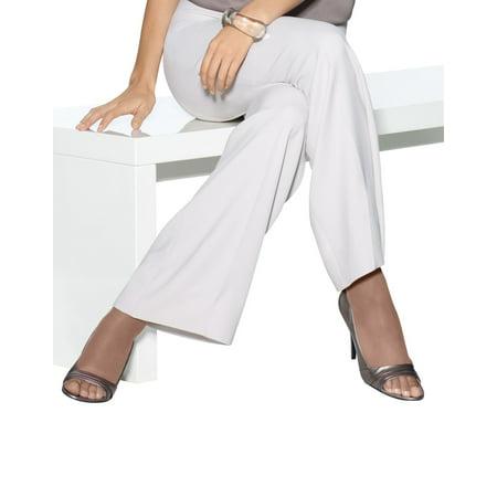 4c12f3a4d2e Hanes - Silk Reflections Women`s Silky Sheer Toeless Knee Highs With No  Slip Band - Walmart.com