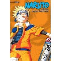 Naruto (3-in-1 Edition), Vol. 4 : Includes vols. 10, 11 & 12