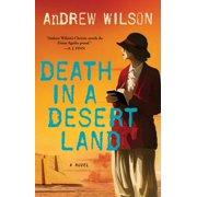 Death in a Desert Land - eBook