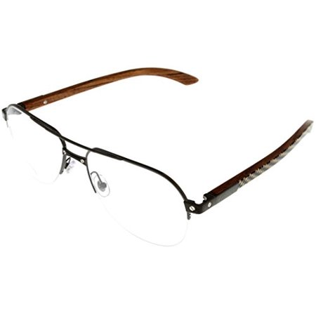Cartier Prescription Eyeglasses Frames Titanium Wood ...