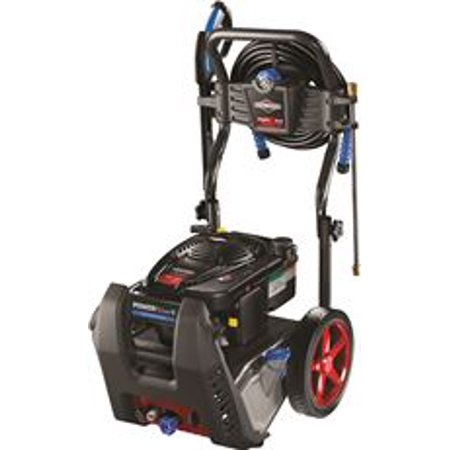 Briggs   Stratton Powerflow  Gas Pressure Washer With Electric Start  1 Gallon  2 3 Gpm  3 000 Psi