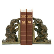 Elk Lighting Turtle Tower Bookends