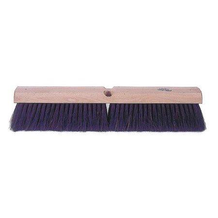 Fine Sweeping Broom - TOUGH GUY Horse Hair Fine Sweeping Push Broom