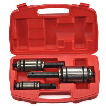 - Hiltex Tail Pipe Expander | 3pc Set Exhaust Muffler Spreader Tool 1-1/18