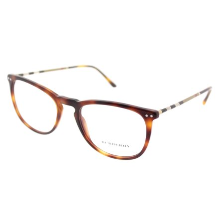 Burberry BE 2258Q 3316 53mm Unisex Square Eyeglasses ()