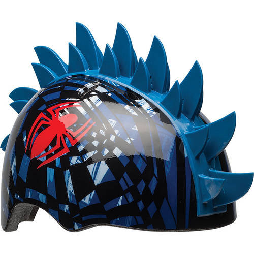 Bell Sports Marvel Spider-Man Web Shatter Child Multisport Helmet
