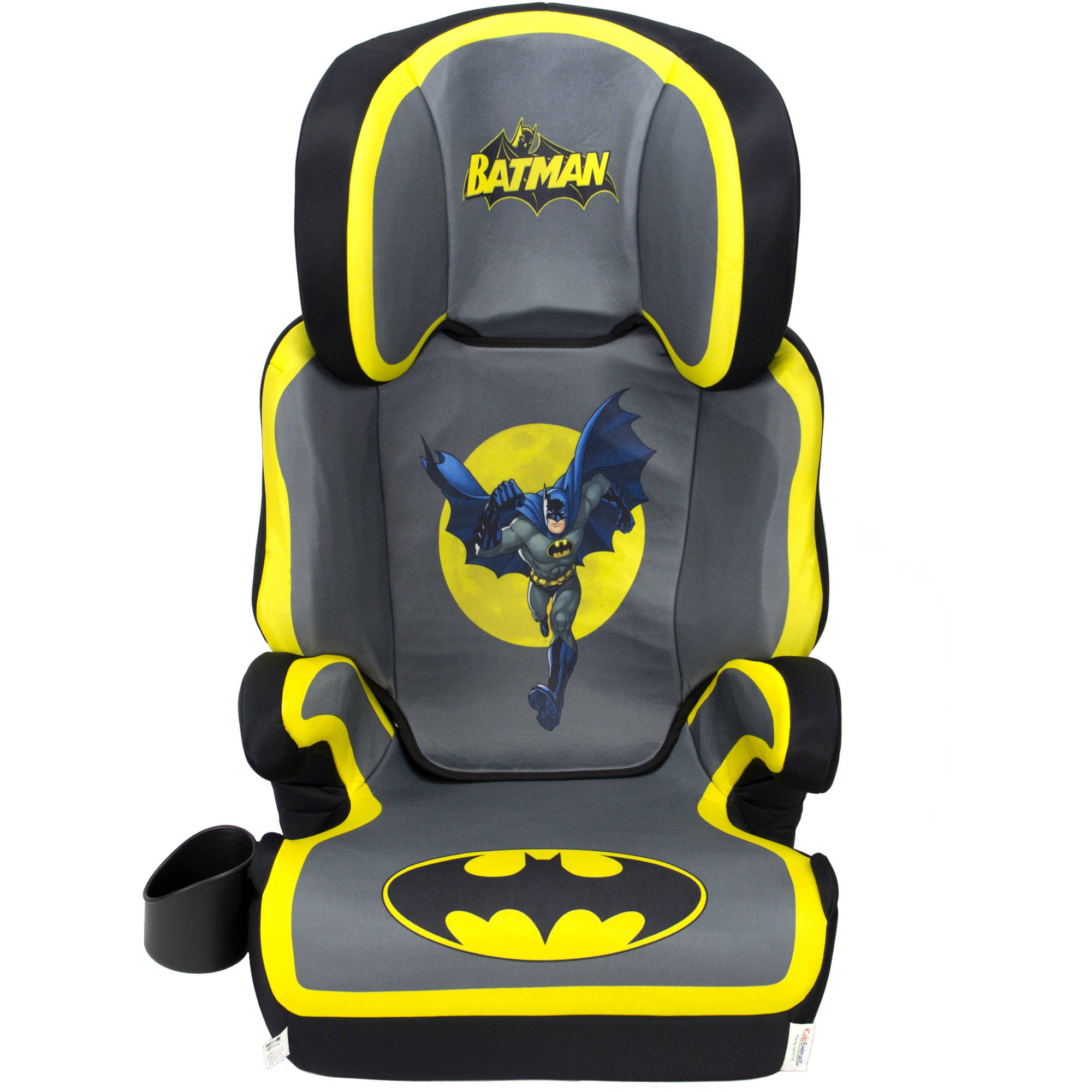 KidsEmbrace Fun-Ride Booster Car Seat, Batman
