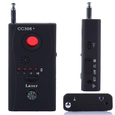 Anti Spy Signal Camera Bug Detector Laser Lens GSM Finder RF Hidden