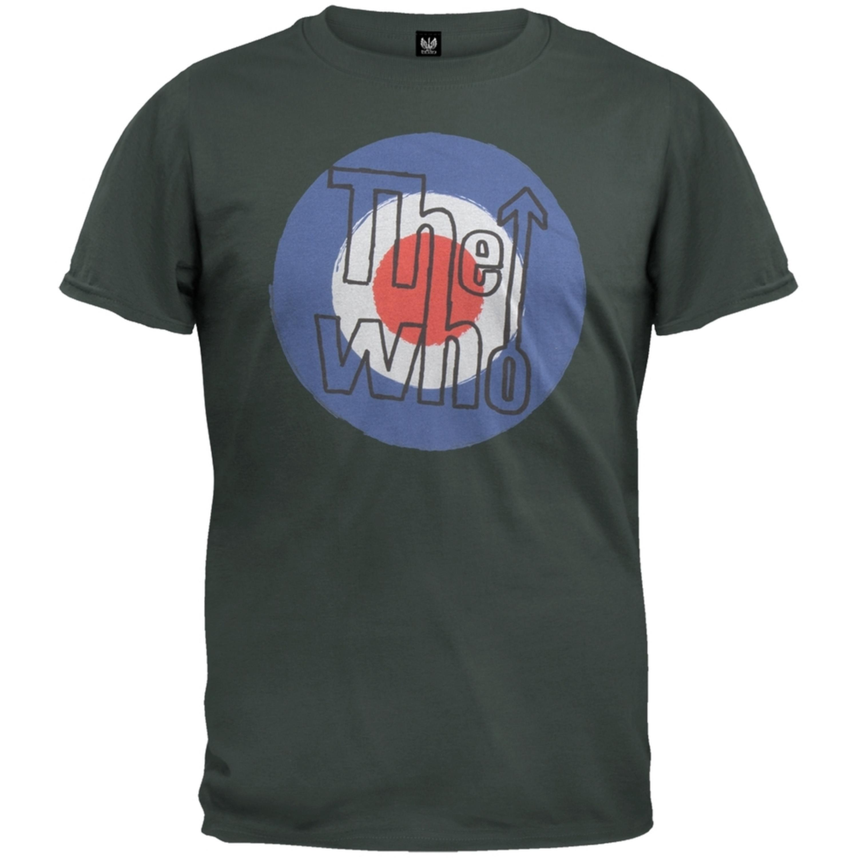 The Who - On Target Soft T-Shirt