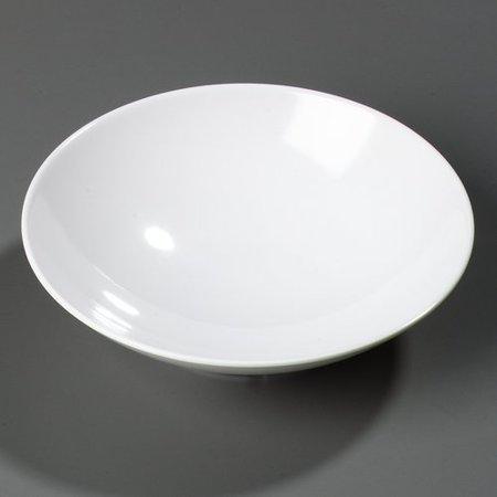Carlisle Food Service Products Melamine 36 Oz. Round Open Vegetable Bowl (Set of 12) Colorwave Round Vegetable Bowl
