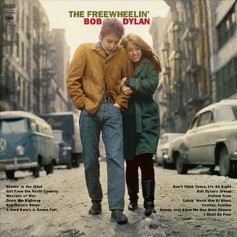 Bob Dylan Memorabilia (The Freewheelin' Bob Dylan)