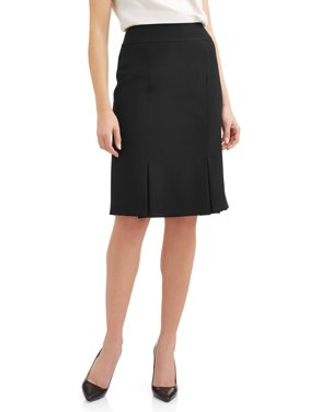 10f648856822 Free shipping on orders over $35. Free pickup. Product Image Women's  Essential Vented Hem Crepe Skirt