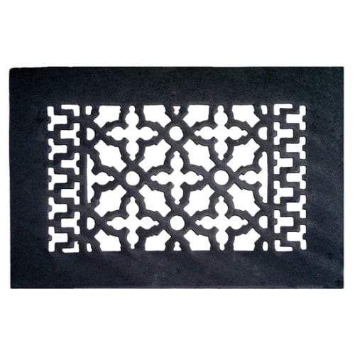 Image of Acorn GL3BG Cast Iron Decorative Air Register - Black