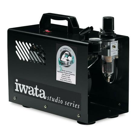 - Iwata Power Jet Lite Studio Compressor