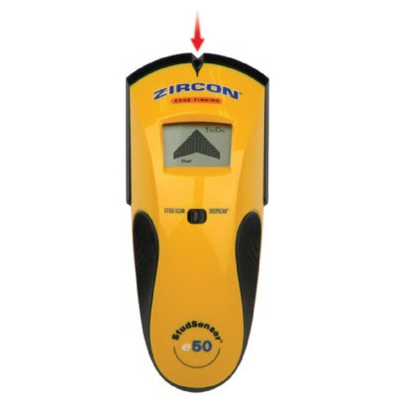 Zircon StudSensor e50 Electronic Stud Finder by