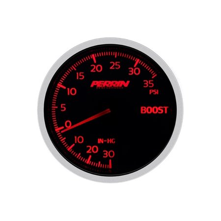 Perrin 60mm 35psi Boost Gauge -