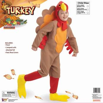 CH FLEECE TURKEY COST-S](Low Cost Costumes)