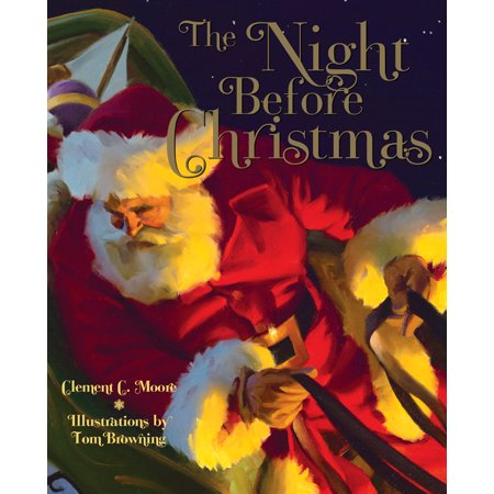 The Night Before Christmas : A Visit from St. Nicholas](Halloween The Night Before Christmas)