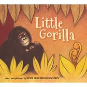 Little Gorilla (padded board book)