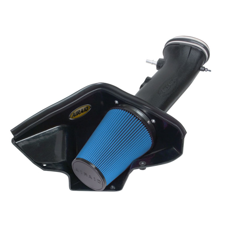 Airaid 07-09 Shelby GT500 Mustang MXP Intake System w/ Tube (Dry / Blue Media)