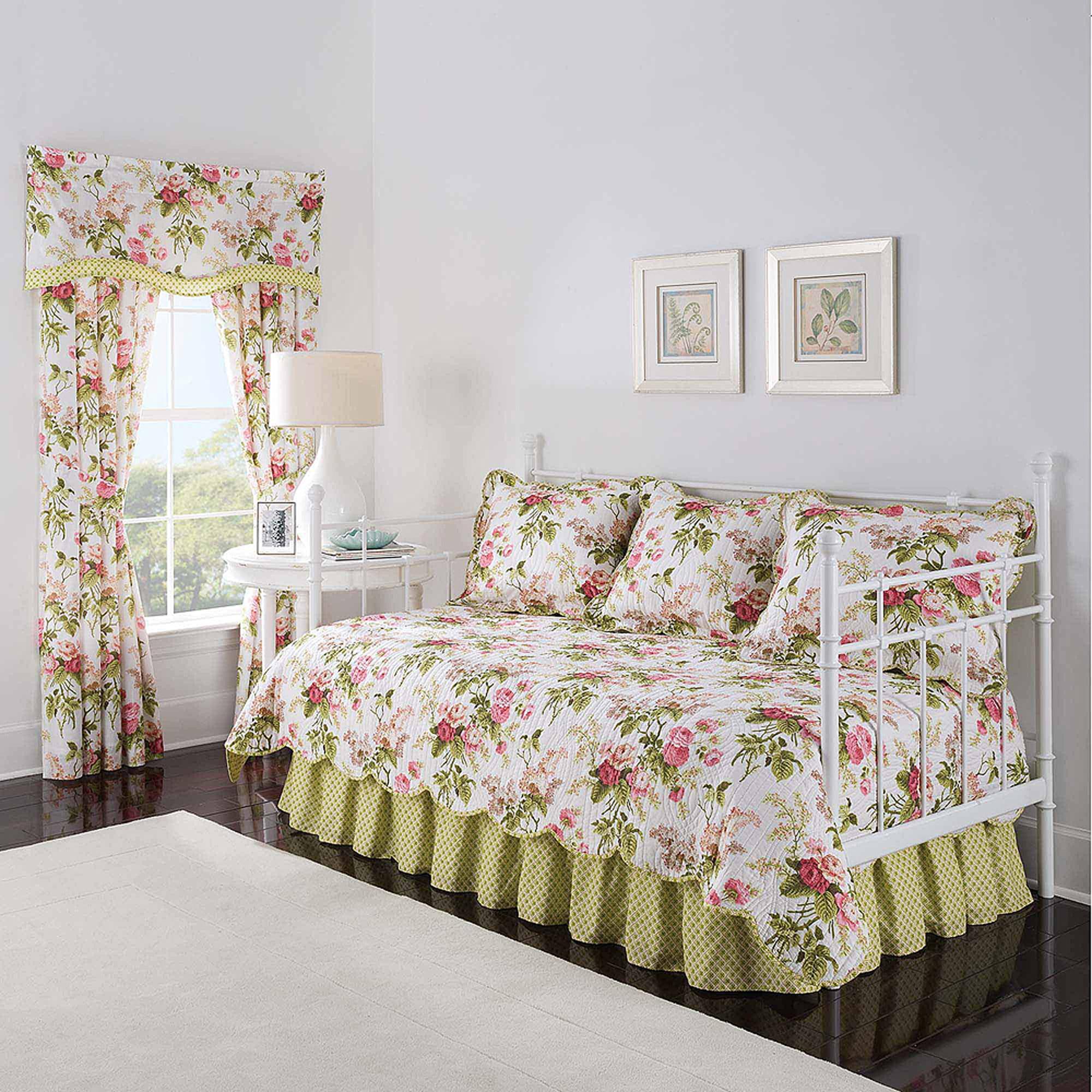 Emma\'s Garden 5-Piece Daybed Set - Walmart.com