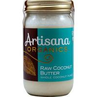 Artisana Organics Raw Coconut Butter, 14 Oz