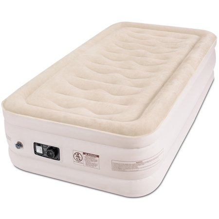 Gymax Air Mattress Inflatable Upgraded Luxury Airbed