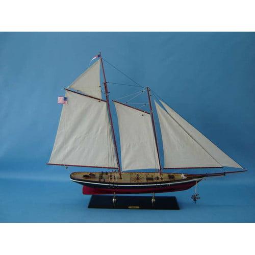 Hand Craft Model Handcrafted Nautical Decor America Limit...