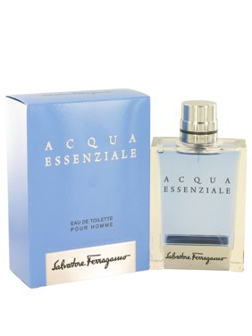 Salvatore Ferragamo Acqua Essenziale Eau De Toilette Spray for Men 3.4 oz