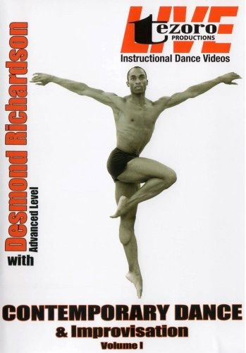 Live At The Broadway Dance Center: Contemporary Dance & Improvisation,Vol. 1 by BAYVIEW ENTERTAINMENT
