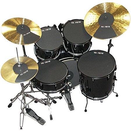Vic Firth VICMUTE22B 22-Inch Bass Drum (Bass Drum Covers)