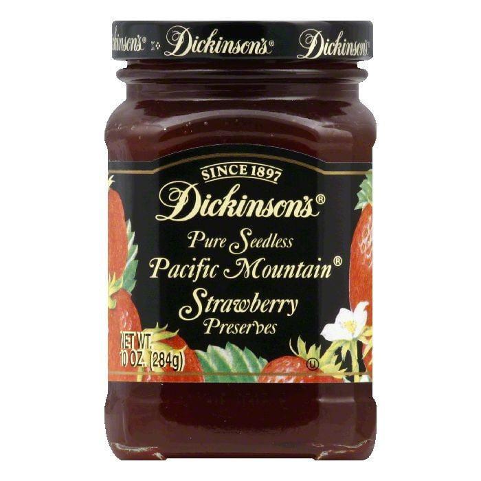 Dickinson's Seedless Strawberry Preserves by JM SMUCKER