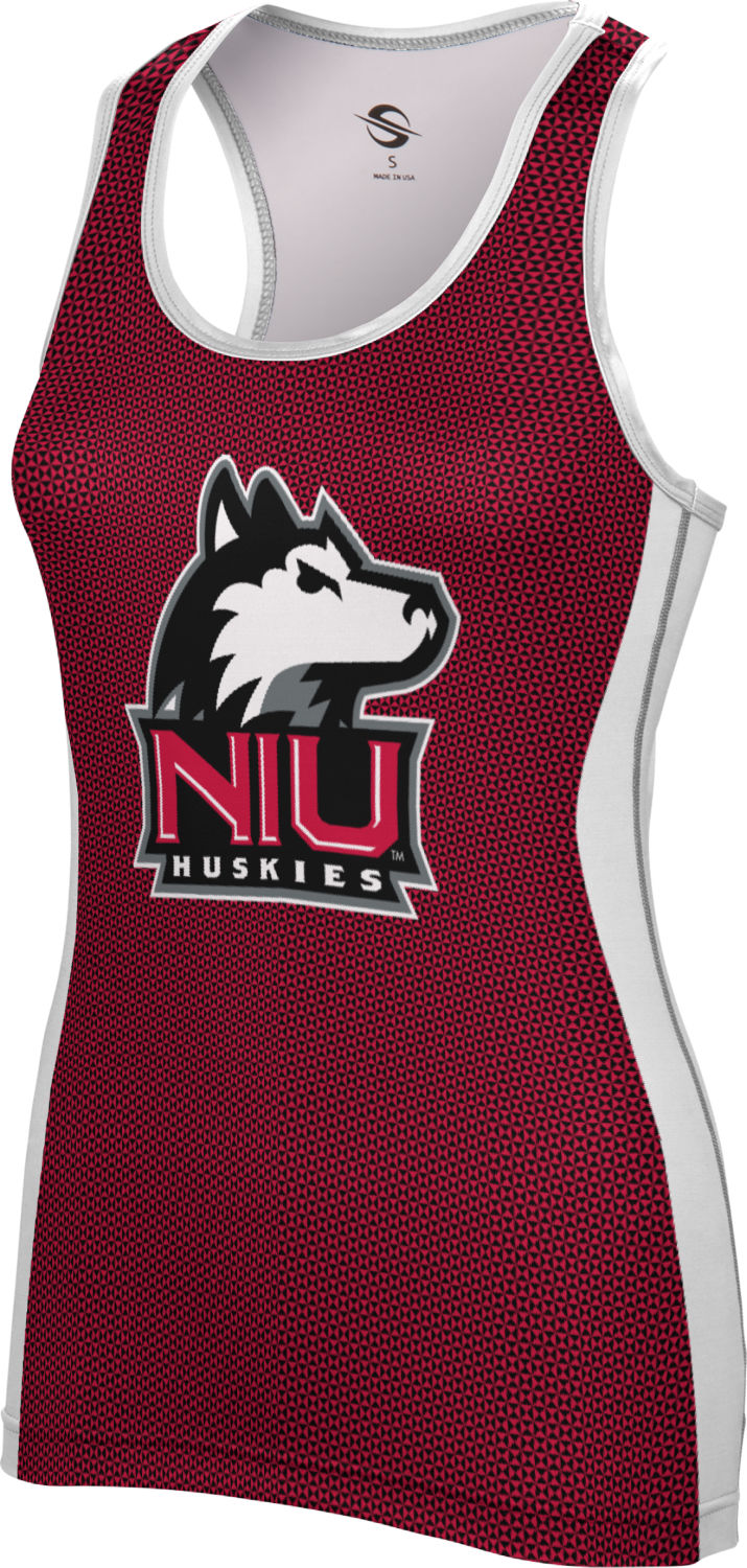 ProSphere Women's Northern Illinois University Embrace Performance Tank by ASMC Industrial