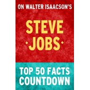 Steve Jobs - Top 50 Facts Countdown - eBook