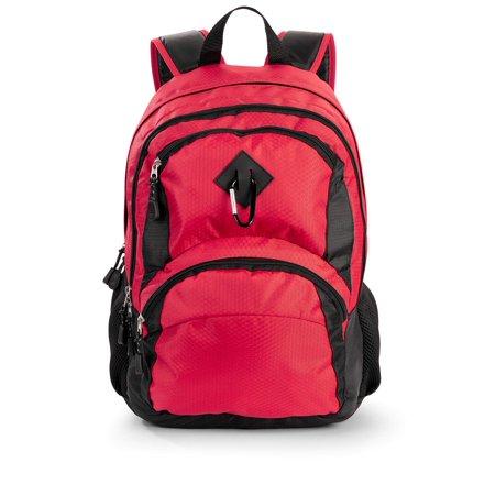 Wonder Nation Red and Black Backpack (Backpacked)