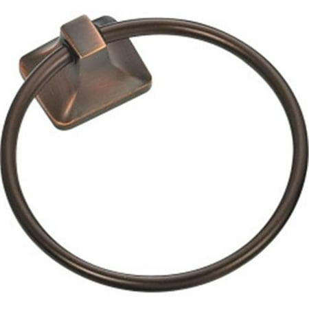 Mintcraft 746032 Towel Ring Venetian - Bronze Venetian Glass