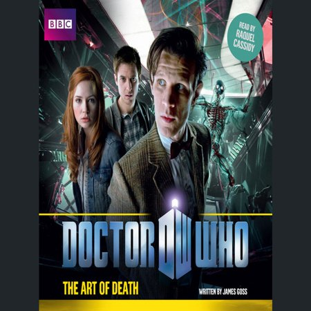 Doctor Who: The Art Of Death - Audiobook (Death In The City Of Light Audiobook)