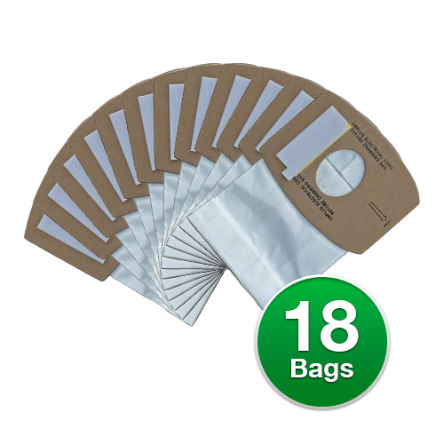 Replacement Vacuum Bags for Riccar RSQ-6 / RSQ1 (3 Pack)