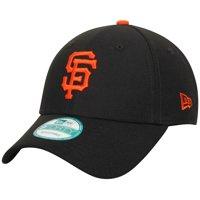promo code 9ee2a ad65b Product Image San Francisco Giants New Era Men s League 9Forty Adjustable  Hat - Black - OSFA
