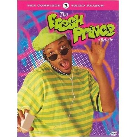 Fresh Prince Of Bel Air  The Complete Third Season  Full Frame