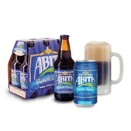 Abita root beer 12pk cans for Perry motors bishop california