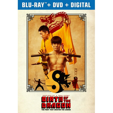 Birth Of The Dragon (Blu-ray + DVD) (Get Date Of Birth From Facebook Api)