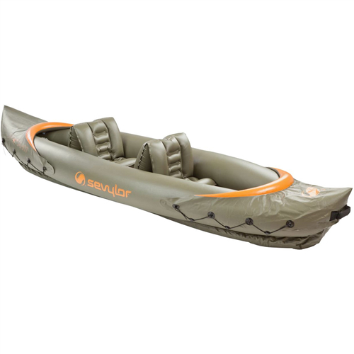 """Sevylor Tahiti 2-person Fishing Kayak Kayak"" by Sevylor"